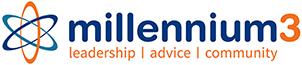 Millennium3 Logo