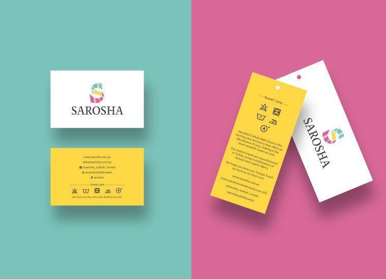 Sarosha Swing Tags