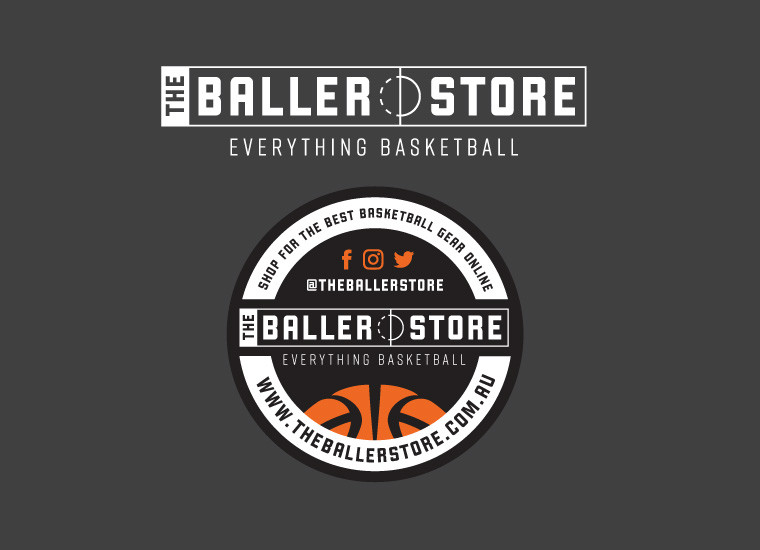 The Baller Store Stickers
