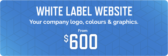 White Label Website Build