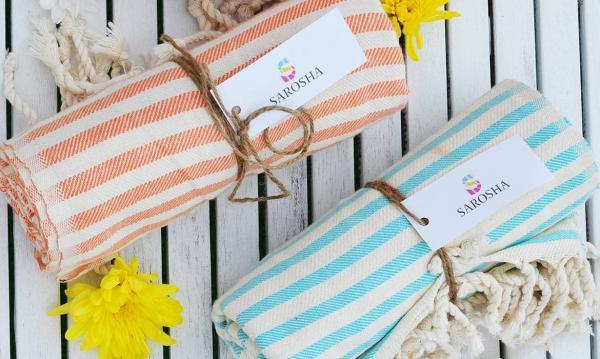 Sarosha Turkish Towels